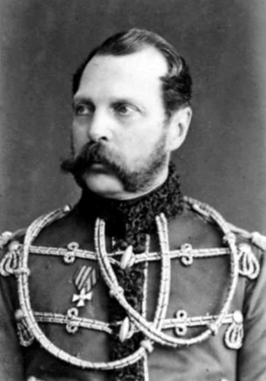 870-photograph of Tsar Alexander II by Sergei Levitsky