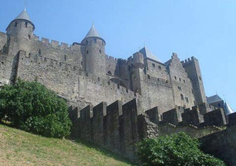 Citadel of Carcassone