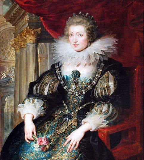 Anne of Austria, Queen consort to Louis XIII of France