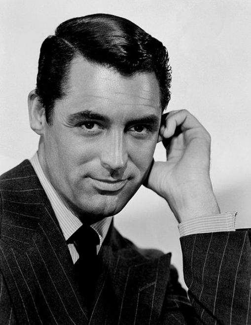 Cary Grant - Publicity still from the 1941 film Suspicion