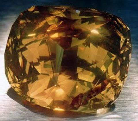 545.67-carat Golden Jubilee Diamond - the Largest Faceted Diamond in the World