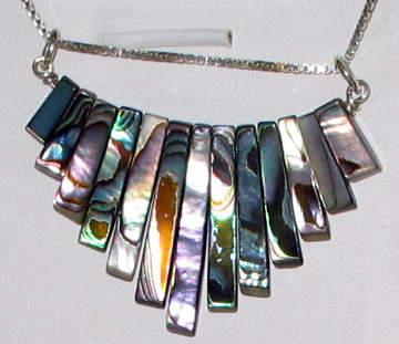Abalone Pendant Jewelry