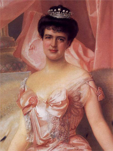 Amelie of Orleans - Wife and Queen consort of Carlos I, king of Portugal