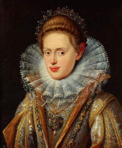 Anna of Tyrol - wife of Matthias, Holy Roman Emperor (1612-1619)