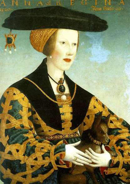 Anne of Bohemia and Hungary - wife of Ferdinand I, Holy Roman Emperor