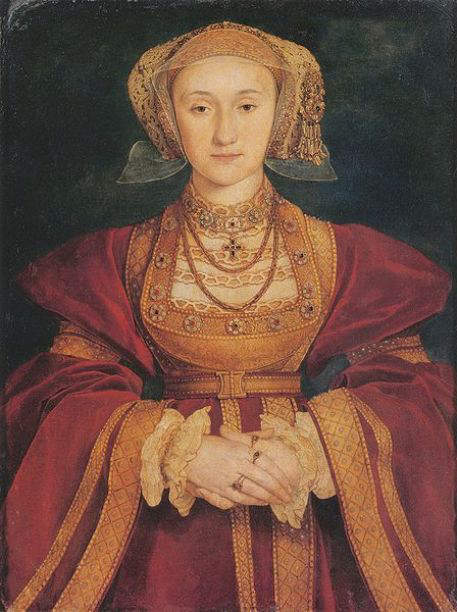 Anne of Cleves - 4th-wife of Henry VIII