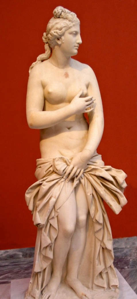 Aphrodite- The Greek Goddess of Love, Beauty and Sexual Desir