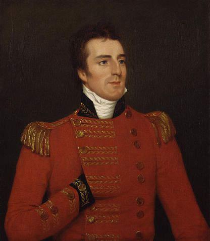 Arthur Wellesley, I st Duke of Wellington