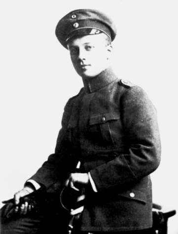 Bavarian count Anton Graf von Arco-Valley