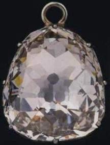 Another view of the Beau Sancy/Little Sancy Diamond
