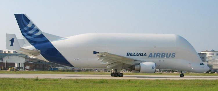 Beluga Airbus A300-600ST - Super Transporter