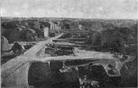 Bultfontein mine in 1879