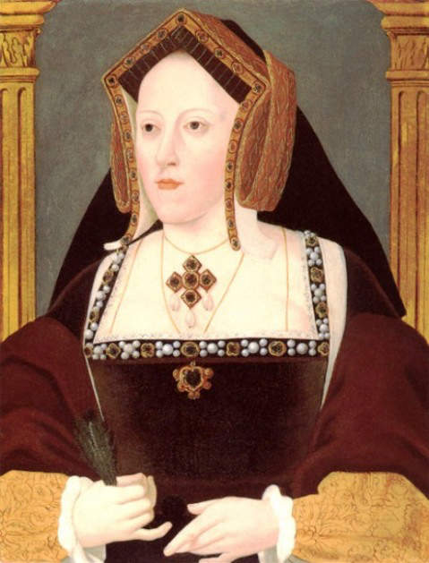 Catherine of Aragon- 1st Queen consort of King Henry VIII
