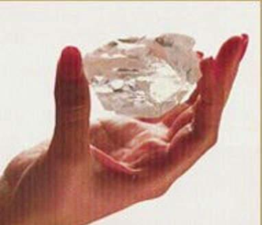 The Centenary Rough Diamond