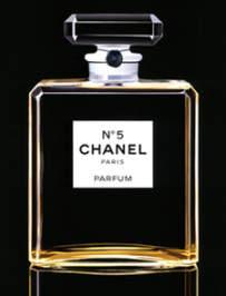 Chanel No 5 - Signature Art Deco bottle