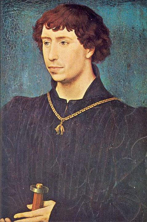 Charles the Bold, the last Duke of Burgundy, who ruled from 1467 to 1477