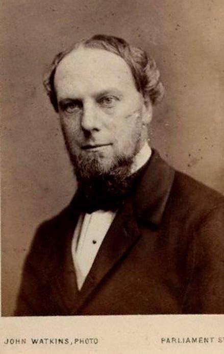 Right Honourable John Wodehouse, 1st Earl of Kimberley - British Colonial Secretary