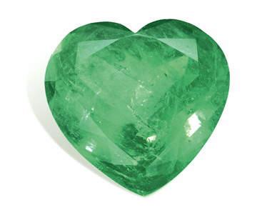 Corazon Emerald( Esmerald), Programa Royal Collection, Spain