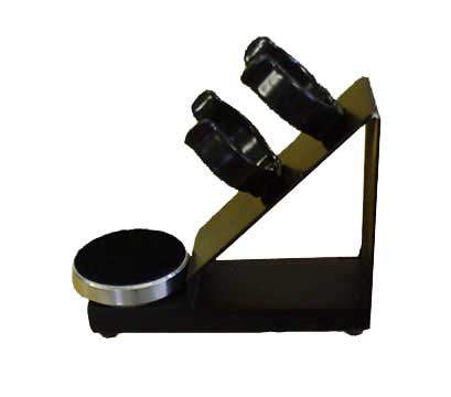 Stand for the OPL Spectroscope, manufactured by OPL