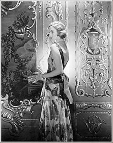 Cecil Beaton's photograph of Doris Duke