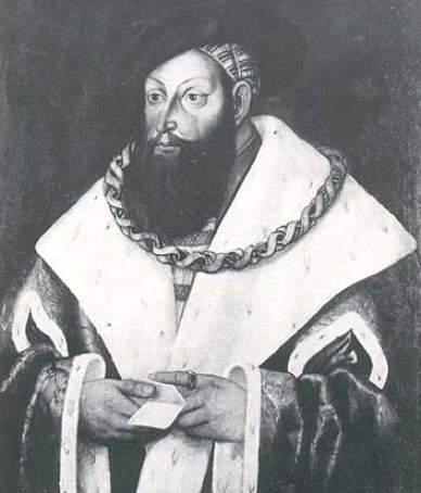 Duke George the Rich of Bavaria