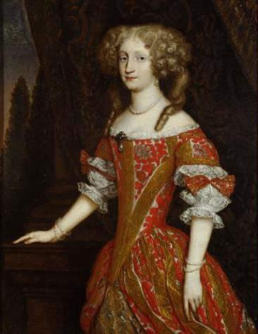 Eleonor Magdalene of Neuburg, wife of Leopold 1, Holy Roman Emperor (1658-1705)