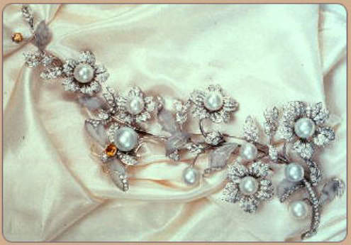 Ella Gafter's Butterfly Corsage Pin