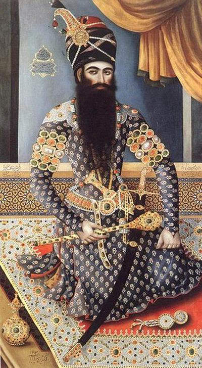 fath-ali-shah-whose-name-is-inscribed-on-the-darya-i-nur
