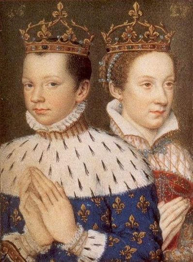francis-2-and-mary-queen-of-scots