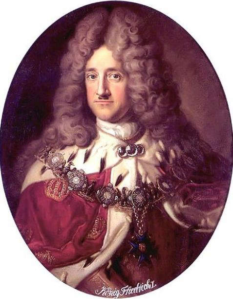 Frederick III, Elector-Prince of Brandenburg and Frederick I, King of Prussia