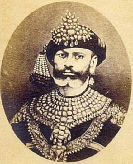 Gaekwad Khande Rao - A great collector and connoisseur of jewels and jewelry in the 19th-century