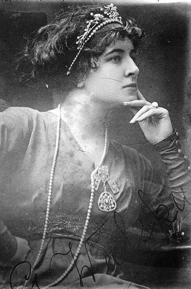 Madame Ganna Walska Polish Soprano