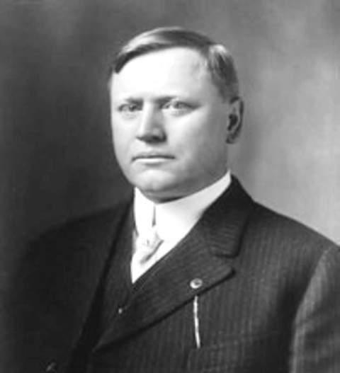 John Francis Dodge- Co-founder of Dodge Automobile Company