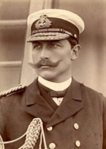 Wilhelm II - Kaiser William II, last emperor of Germany and king of Prussia