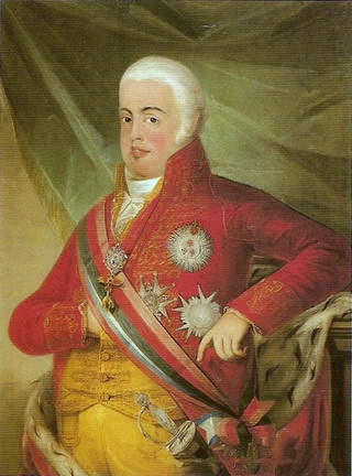 King John VI of Portugal