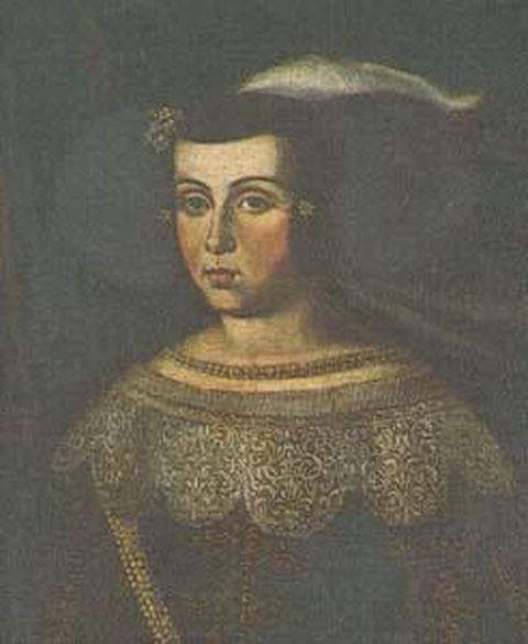 Luisa of Guzman - Wife and Queen consort of John IV, king of Portugal