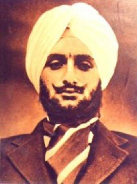 Maharajah Yadavindra Singh of Patiala