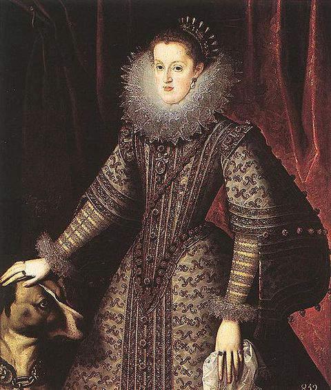 Margaret of Austria - Wife and Queen Consort of Philip III of Spain