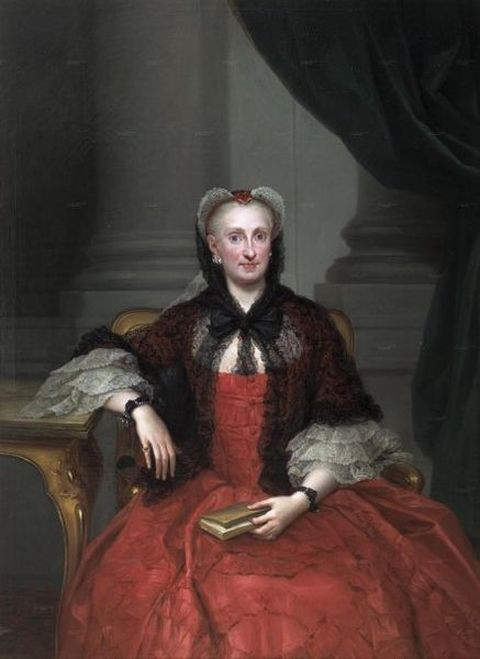Maria Amalia of Saxony - Queen consort of Spain from 1759-1760