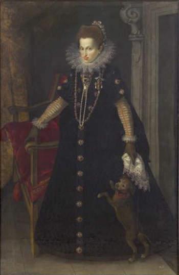 Maria Anna of Bavaria - wife of Ferdinand II, Holy Roman Emperor (1619-1637)
