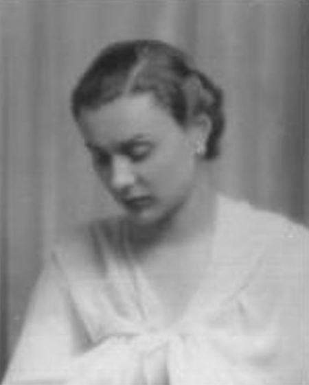 Another image of the young Maria Girani Giovane