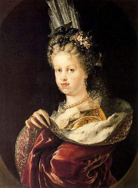 Maria Luisa of Savoy - First wife and Queen consort of Philip V
