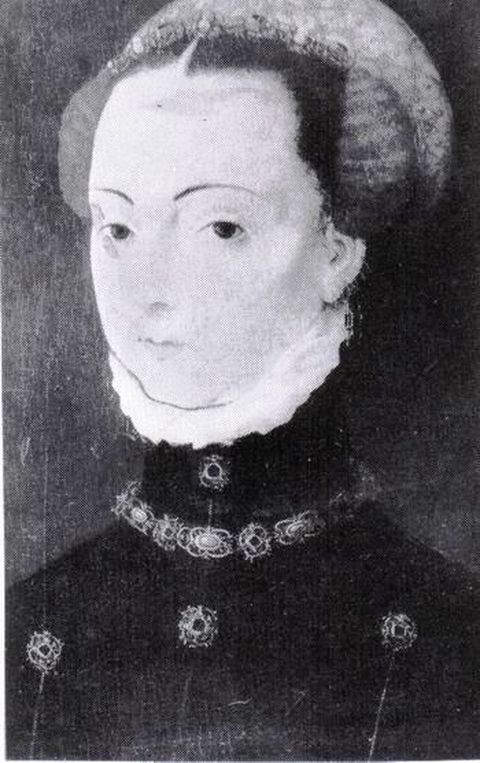 Maria Manuela - Princess of Portugal and Asturias - first wife of Philip, Prince of Asturias (future Philip II of Spain)