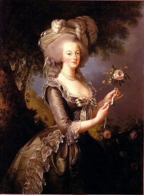 Marie Antoinette in 1783