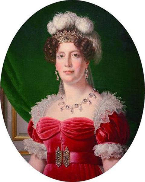 Marie Therese - The Duchess de Angouleme