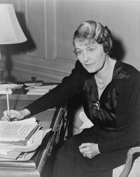 Marjorie Merriweather Post Hutton Davies - American Socialite and founder of General Foods, Inc.