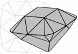 Mazarin Diamond Cut