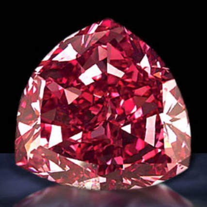 The Moussaiff Red Diamond