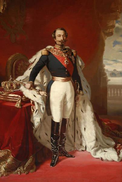 Napoleon III, Emperor of France (Charles Louis Napoléon Bonaparte)