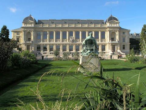 Natural History Museum of Paris, France